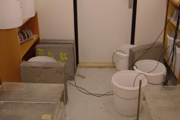 Udtørring af beton
